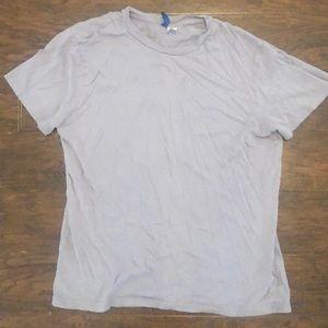 Purple Divided HM Short Sleeve Shirt